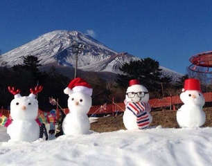 雪遊び広場オープン!(11/23wed)