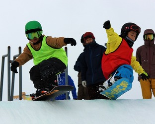 スキー・スノーボードクロストーナメント inイエティ   2/18sun