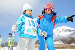ズミさんと行く!親子スキーバスツアーinイエティ 12/22(土)